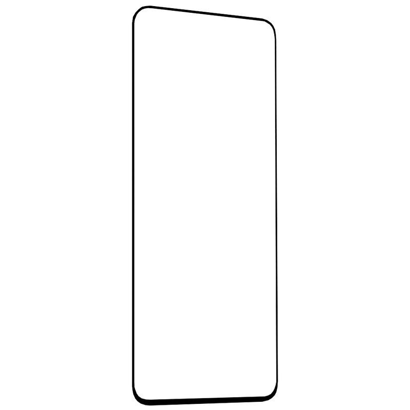 Folie Sticla Samsung Galaxy S20 Ultra 5G Lito 3D Full Cover Cu Rama - Black