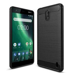 Husa Nokia 2 TPU Carbon Negru