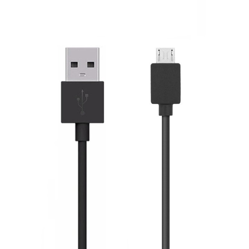 Cablu De Date Original Sony EC801 / EC803 USB to Micro-USB Pentru Sony Xperia 2.4A 1.2m - Bulk - Black