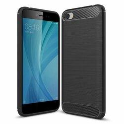 Husa Xiaomi Redmi Note 5A TPU Carbon Negru