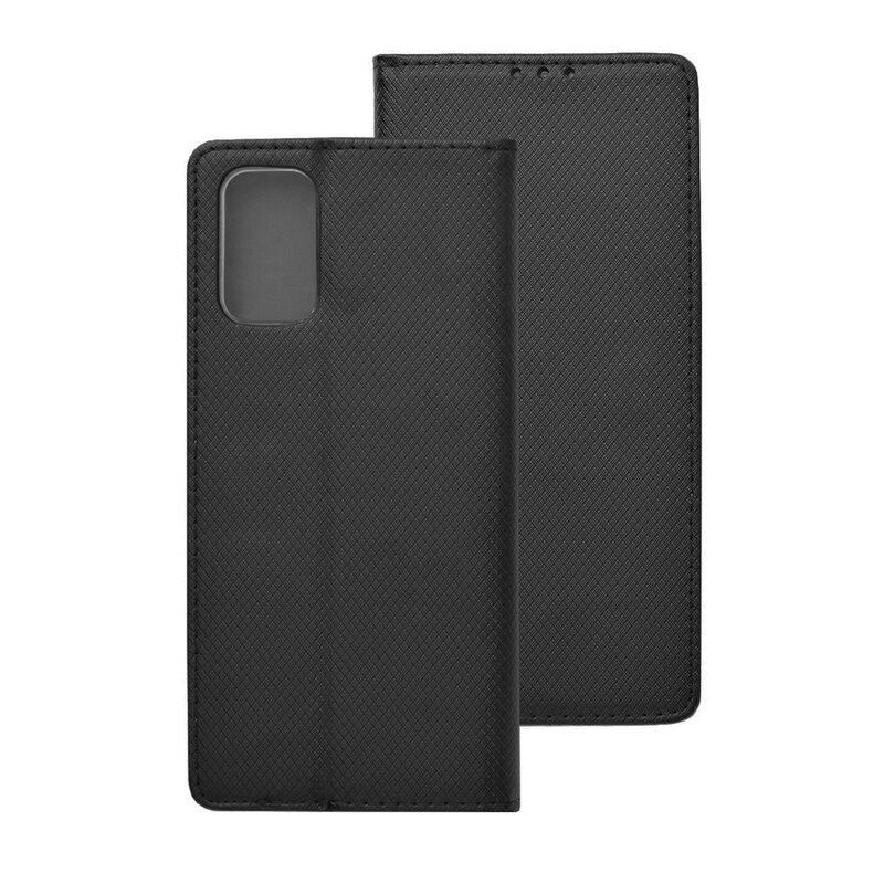 Husa Smart Book Samsung Galaxy S20 Plus 5G Flip - Negru