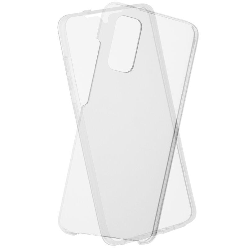 Husa Samsung Galaxy S20 FullCover 360 - Transparent