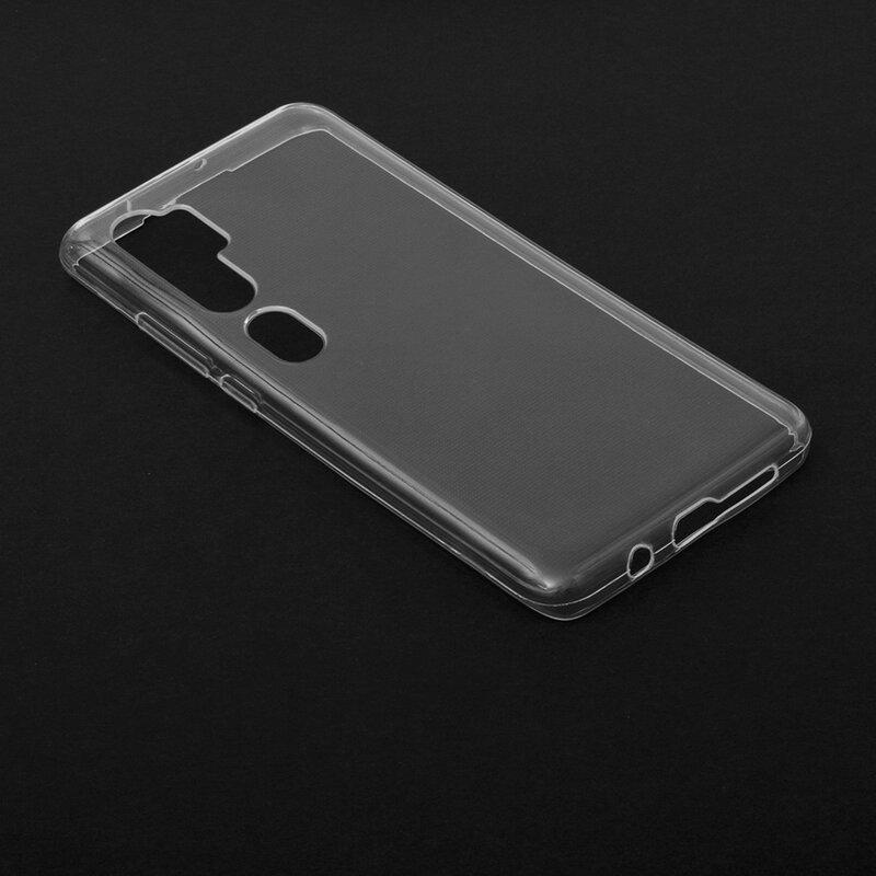 Husa Xiaomi Mi CC9 Pro TPU UltraSlim - Transparent