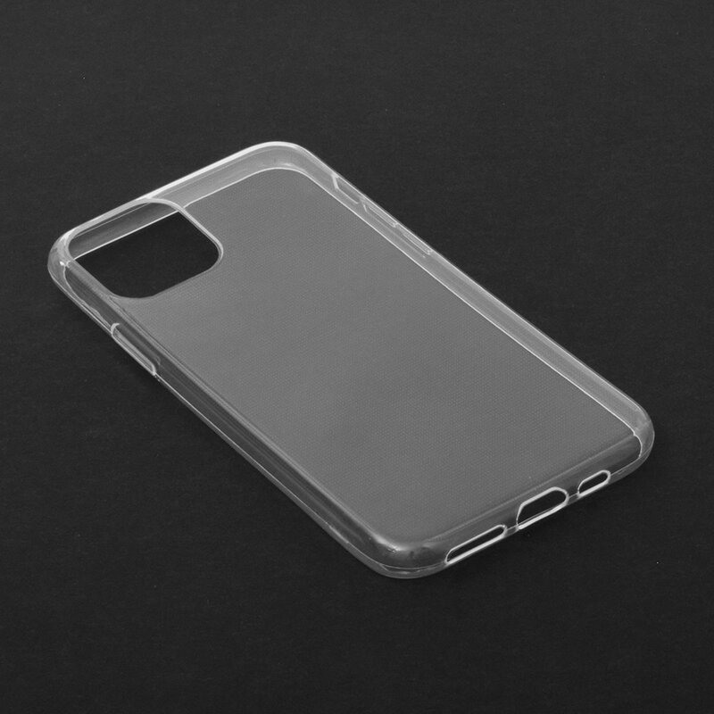 Husa iPhone 11 Pro TPU UltraSlim - Transparent