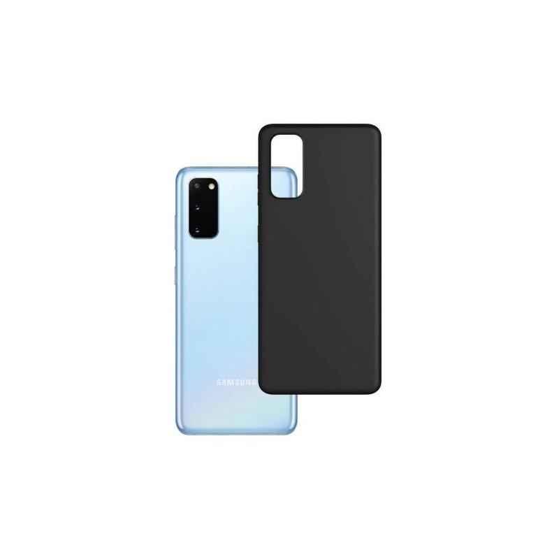 Husa Samsung Galaxy S20 5G 3mk Matt Case - Black