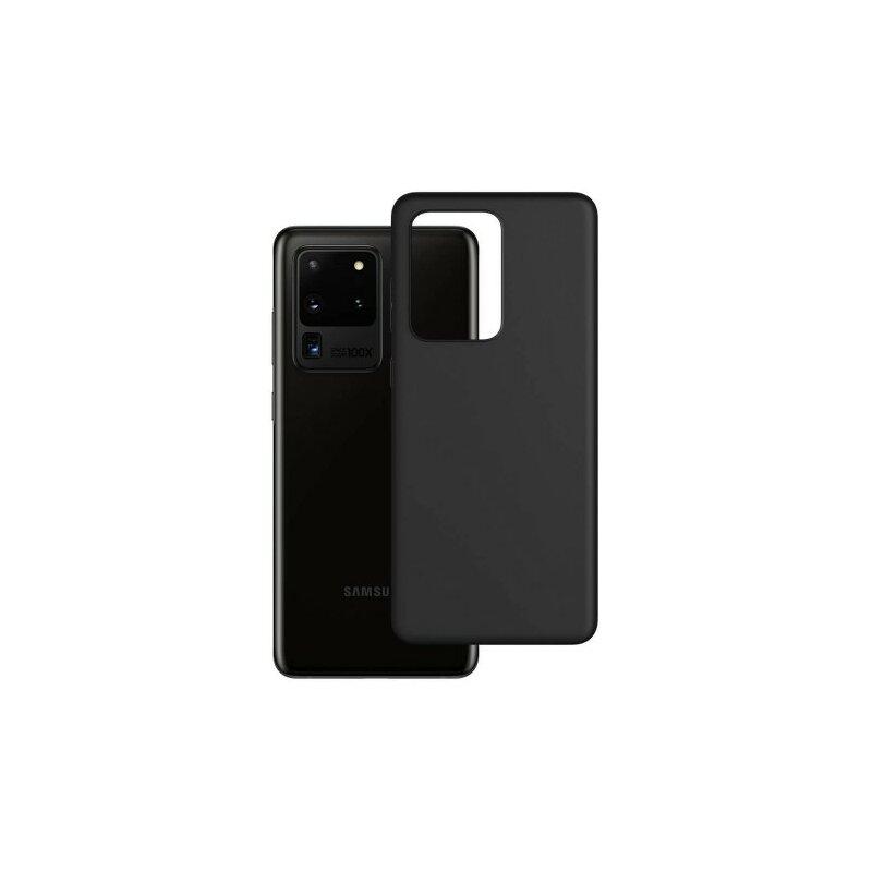 Husa Samsung Galaxy S20 Ultra 5G 3mk Matt Case - Black