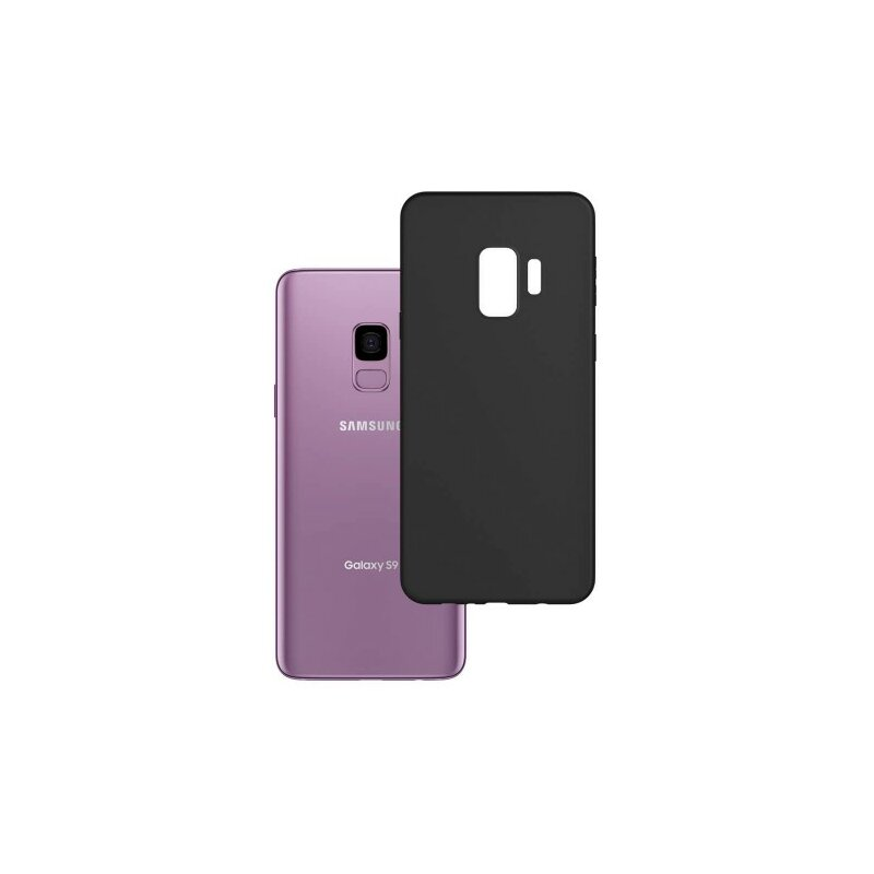 Husa Samsung Galaxy S9 3mk Matt Case - Black
