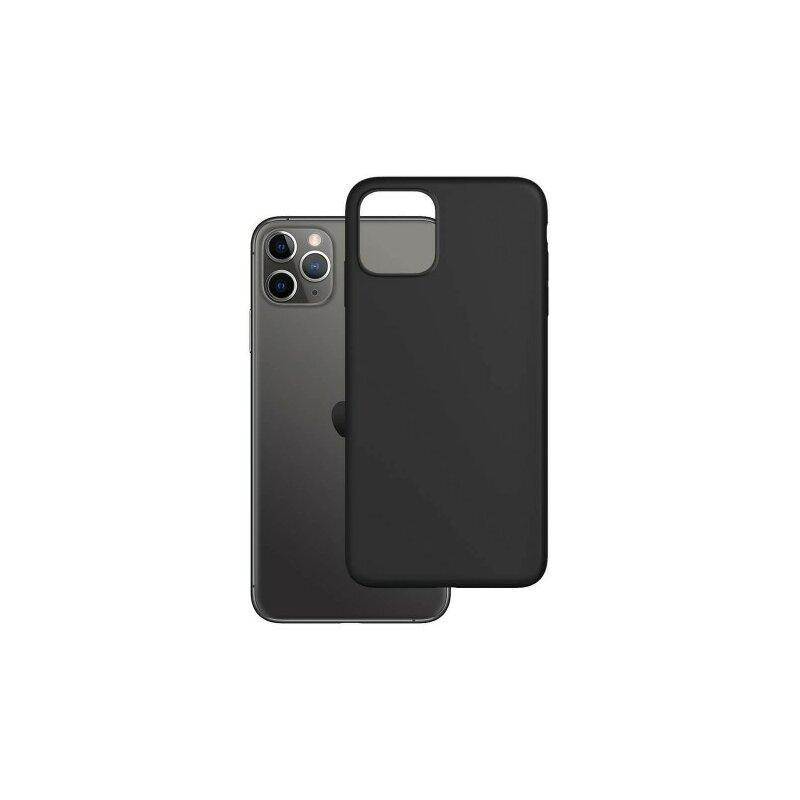 Husa iPhone 11 Pro Max 3mk Matt Case - Black