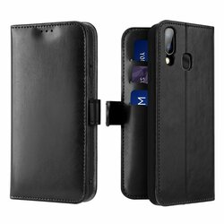 Husa Samsung Galaxy A51 Dux Ducis Kado Series Book - Negru