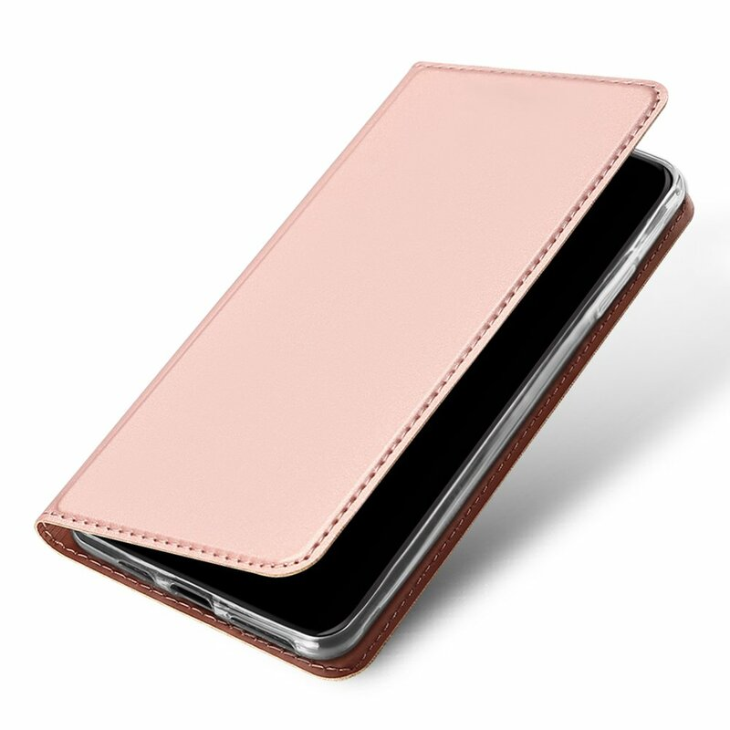 Husa iPhone 11 Pro Max Dux Ducis Skin Pro - Roz