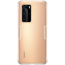 Husa Huawei P40 Pro Nillkin Nature UltraSlim - Clear
