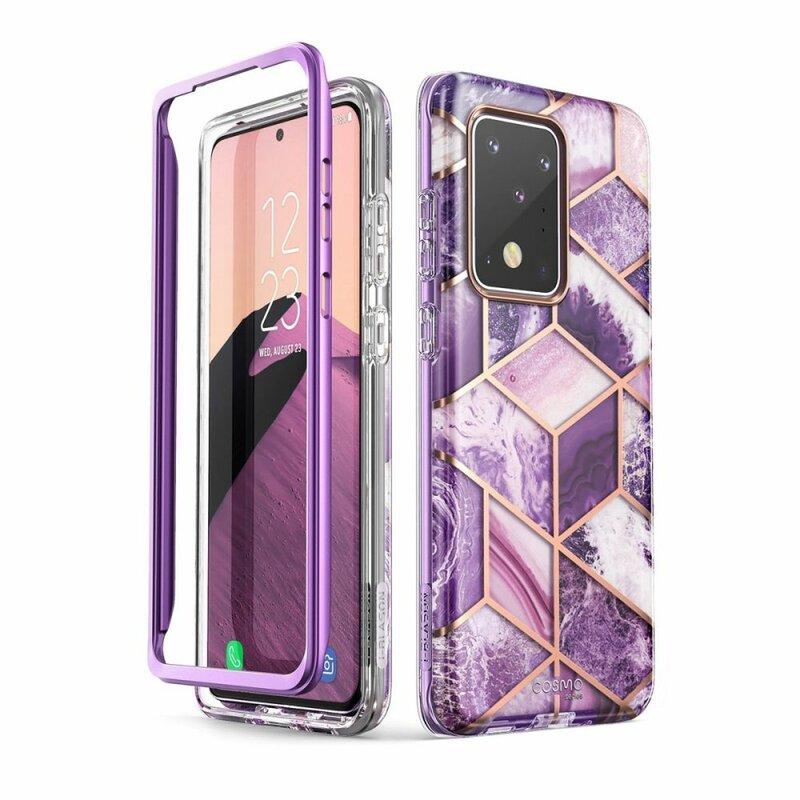 Husa Samsung Galaxy S20 Ultra 5G I-Blason Cosmo + Bumper - Ameth