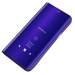 Husa Samsung Galaxy A21 Flip Standing Cover - Purple