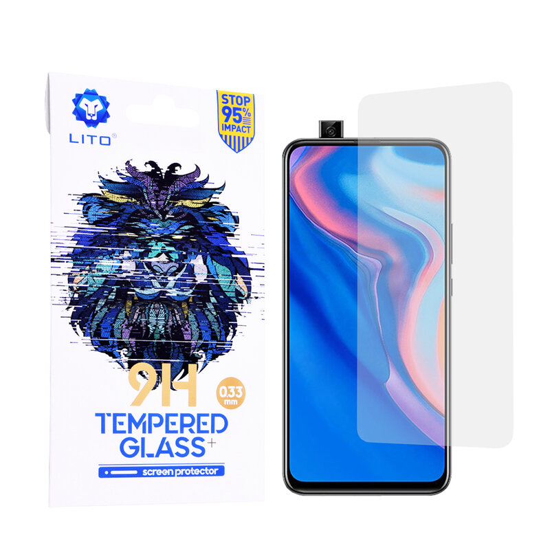 Folie Sticla Huawei P Smart Z Lito 9H Tempered Glass - Clear
