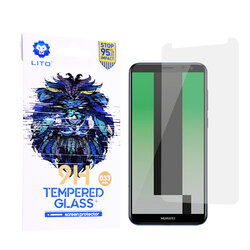 Folie Sticla Huawei Mate 10 Lite Lito 9H Tempered Glass - Clear