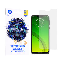 Folie Sticla Motorola Moto G7 Power Lito 9H Tempered Glass - Clear