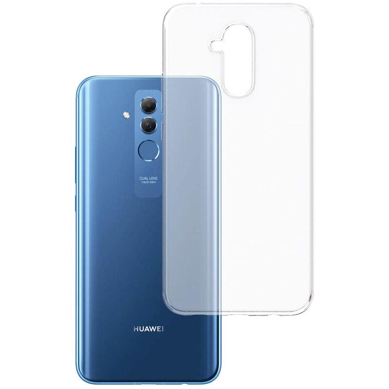 Husa Huawei Mate 20 Lite 3mk Clear Case - Clear