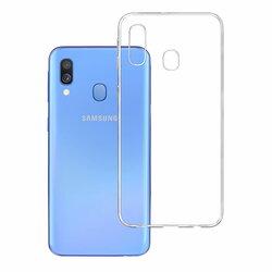 Husa Samsung Galaxy A40 3mk Clear Case - Clear