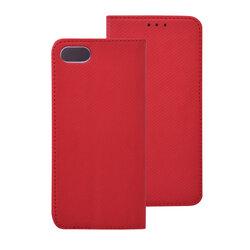 Husa Smart Book iPhone 8 Flip Rosu