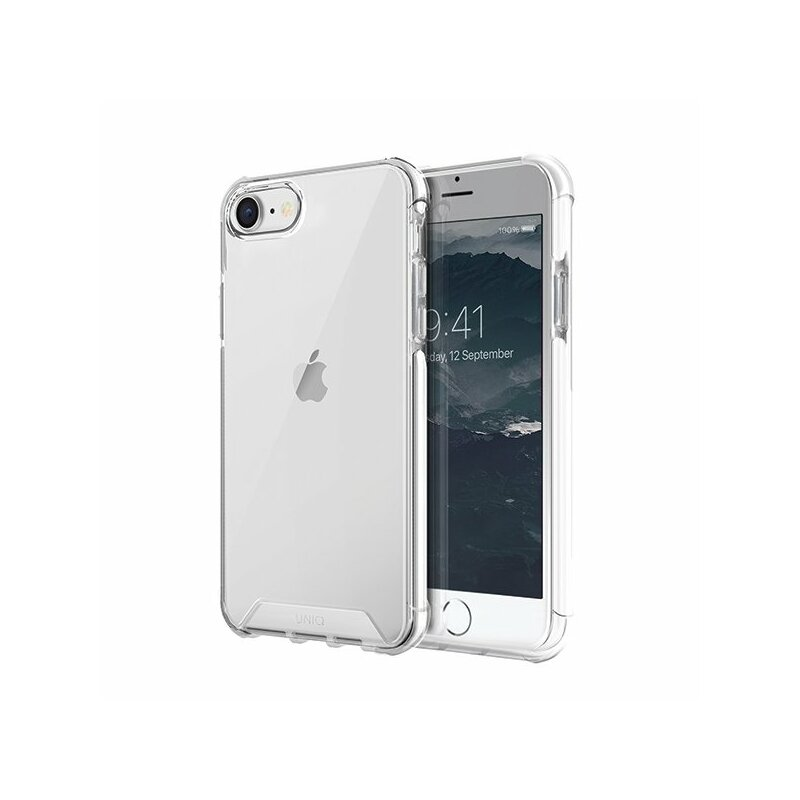 Husa iPhone 8 Uniq Combat - White