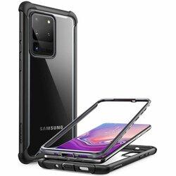 Husa Samsung Galaxy S20 Ultra 5G i-Blason Ares + Bumper - Black