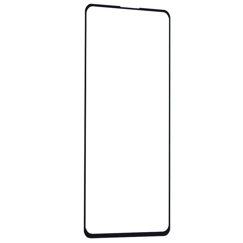 Folie Sticla Xiaomi Mi 9T Lito Strongest Edges Cu Rama - Negru