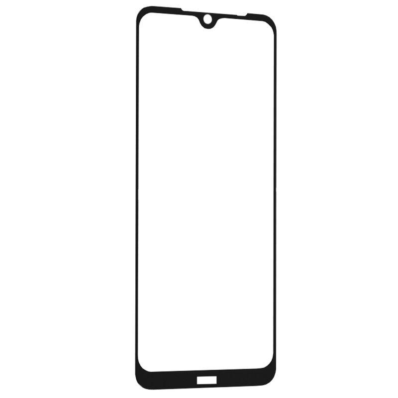 Folie Sticla Xiaomi Redmi Note 8T Lito Strongest Edges Cu Rama - Negru