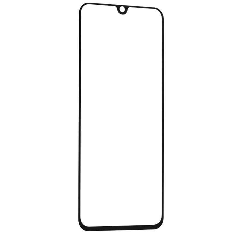 Folie Sticla Samsung Galaxy A40 Lito Strongest Edges Cu Rama - Negru
