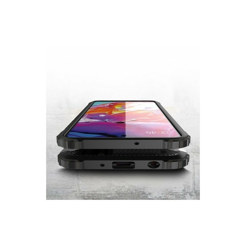 Husa Samsung Galaxy A51 Hybrid Armor - Negru