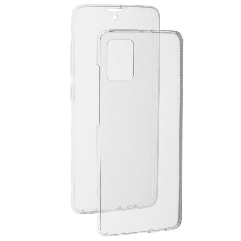 Husa Samsung Galaxy A51 TPU UltraSlim 360 Transparent
