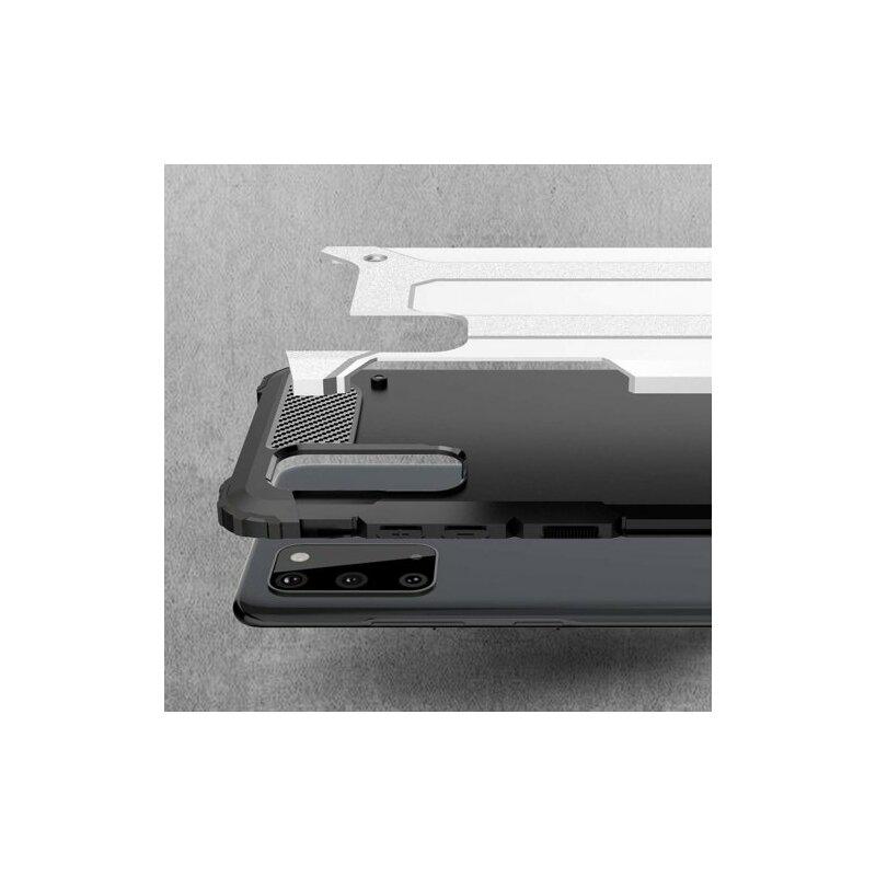 Husa Samsung Galaxy S20 5G Hybrid Armor - Negru