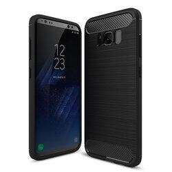 Husa Samsung Galaxy S8 TPU Carbon Negru