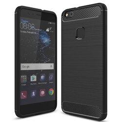 Husa Huawei P10 Lite TPU Carbon Negru