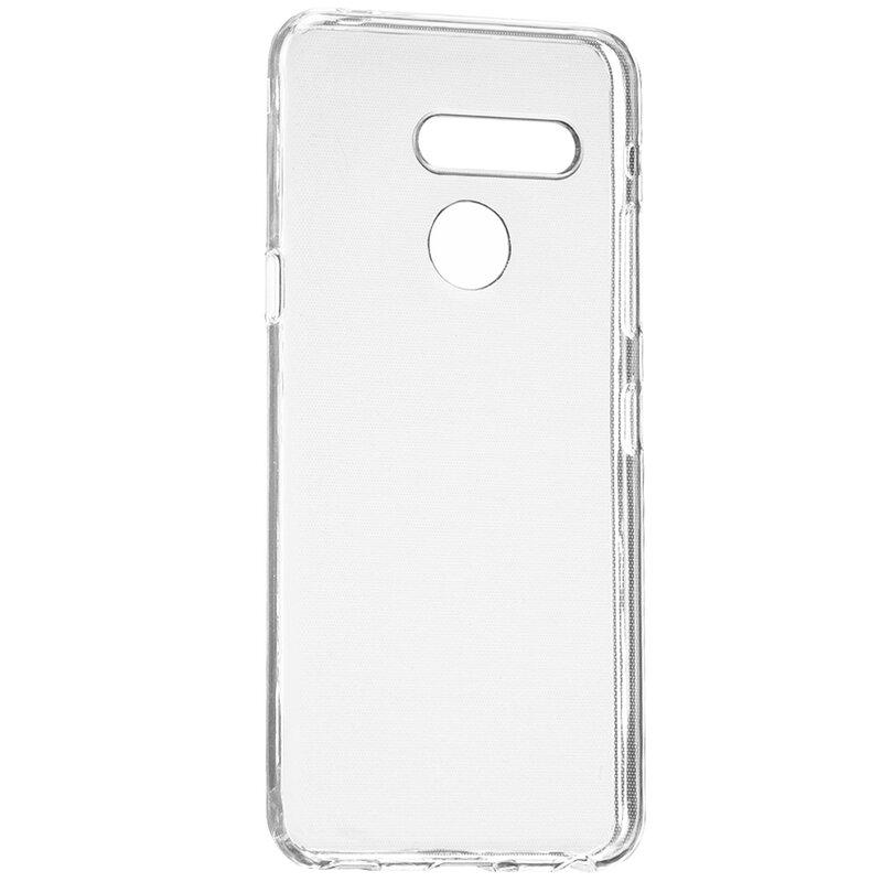 Husa LG G8s Thinq TPU UltraSlim - Transparent