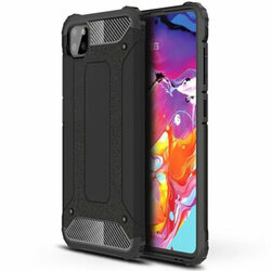 Husa Samsung Galaxy Note 10 Lite Hybrid Armor - Negru