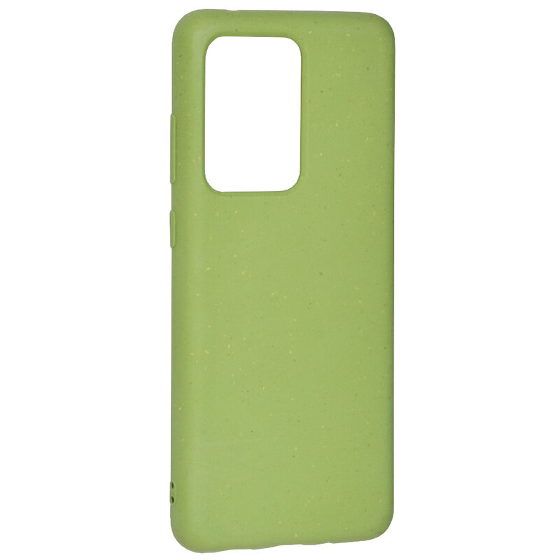 Husa Samsung Galaxy S20 Ultra 5G Forcell Bio Zero Waste Eco Friendly - Verde