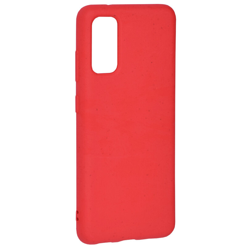 Husa Samsung Galaxy S20 5G Forcell Bio Zero Waste Eco Friendly - Rosu