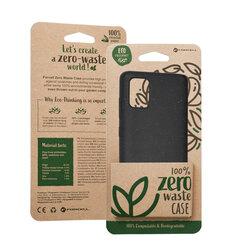 Husa Samsung Galaxy A51 Forcell Bio Zero Waste Eco Friendly - Negru
