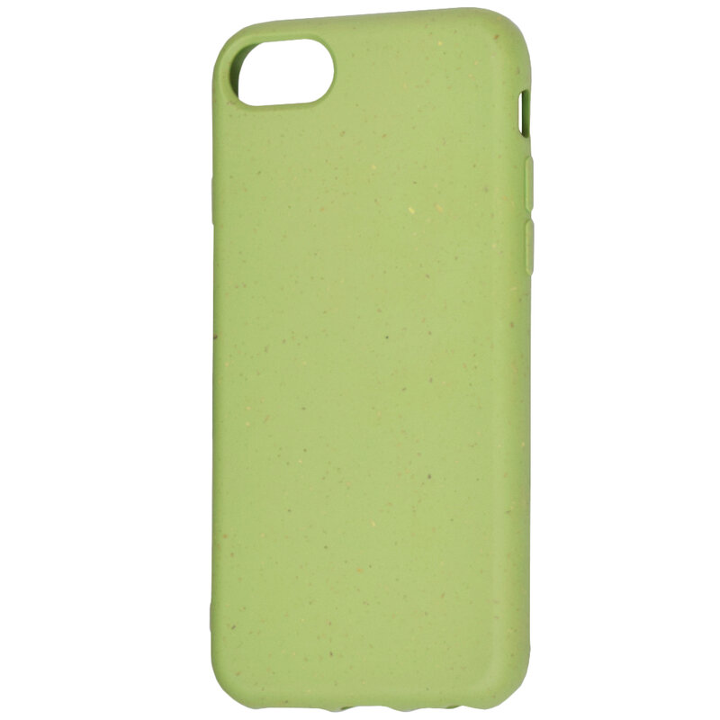 Husa iPhone 7 Forcell Bio Zero Waste Eco Friendly - Verde