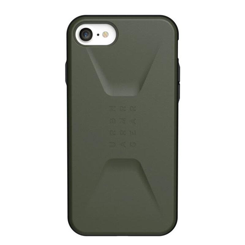 Husa iPhone 6 / 6S UAG Civilian Series -  Olive Drab