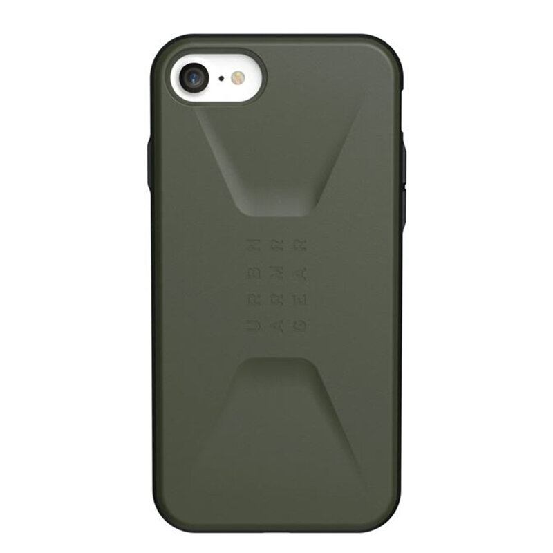 Husa iPhone 8 UAG Civilian Series -  Olive Drab