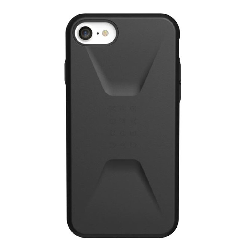 Husa iPhone 6 / 6S UAG Civilian Series - Black