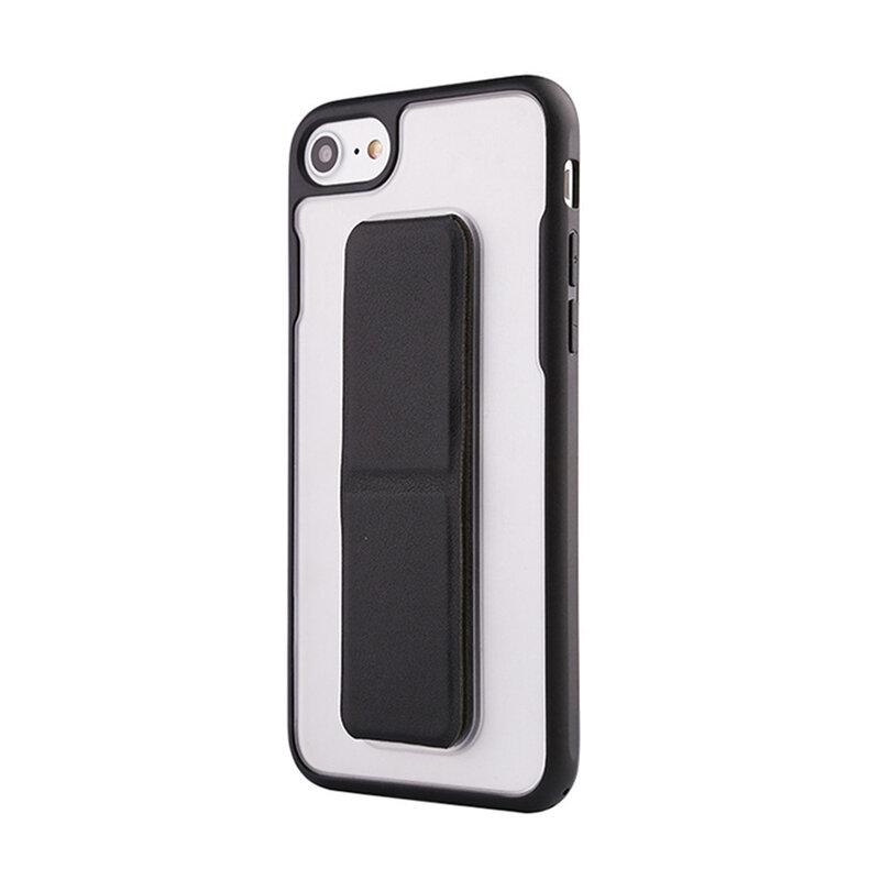 Suport Auto/Birou Mobster Folding Magnetic Pliabil Universal Pentru Telefon - Negru