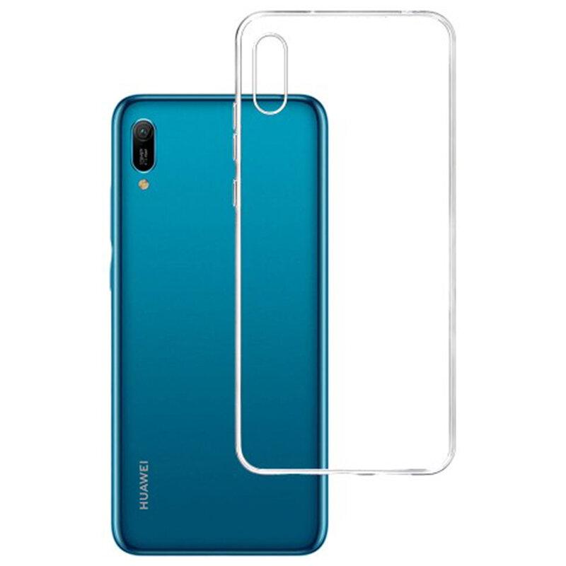 Husa Huawei Y6 2019 3mk Clear Case - Clear
