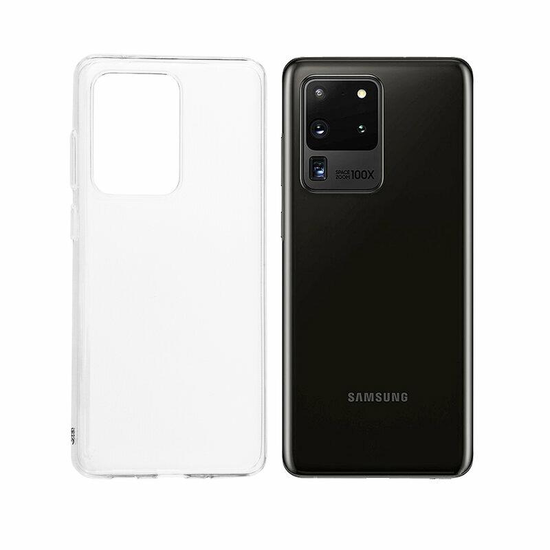 Husa Samsung Galaxy S20 Ultra 5G 3mk All-Safe Armor - Clear