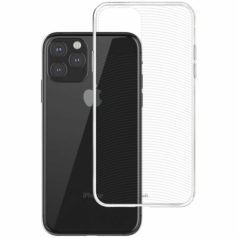Husa iPhone 11 Pro Max 3MK Armor Case - Clear