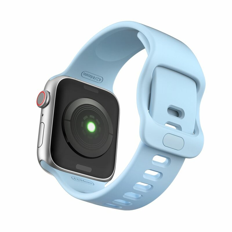 Curea Apple Watch 5 44mm Tech-Protect Iconband - Bleu