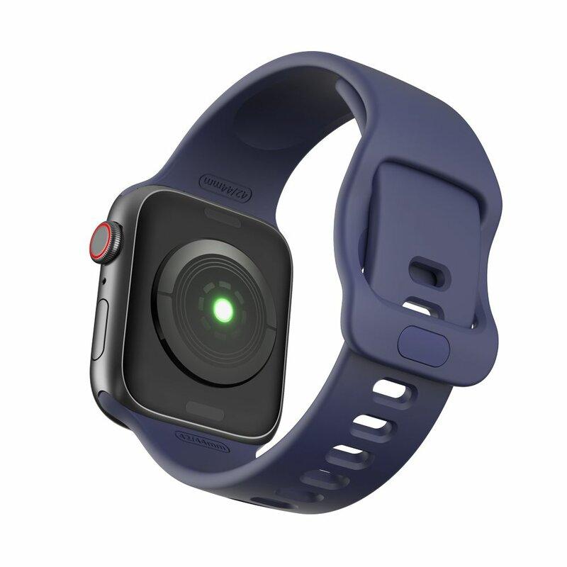 Curea Apple Watch 1 42mm Tech-Protect Iconband - Bleumarin