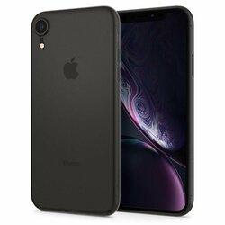 Husa iPhone XR Spigen Air Skin - Black