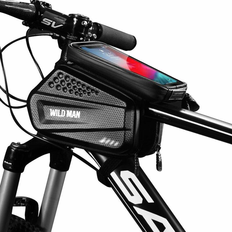 Geanta Pentru Bicicleta Wildman Hardpouch